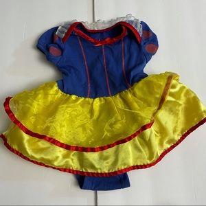 Disney Parks 3 months baby Snow White onesie
